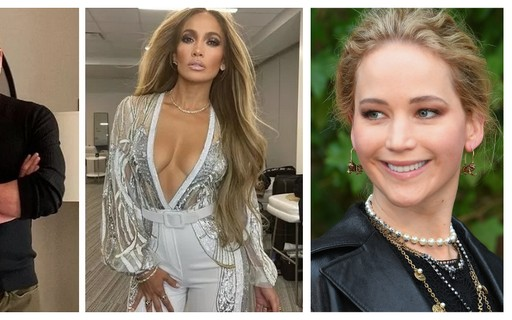 Jennifer Lawrence se empolga com revival de Ben Affleck e J-Lo