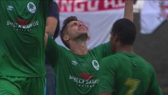 """Fellype Gabriel volta a brilhar, e técnico elogia: """"Tipo um Diego no Flamengo"""""""
