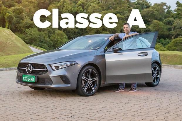 Mercedes-Benz Classe A (A 250) (Foto: Marcos Camargo/Autoesporte)