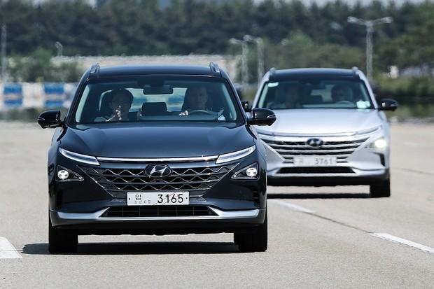 Hyundai Nexo 2019 (Foto: Divulgação)