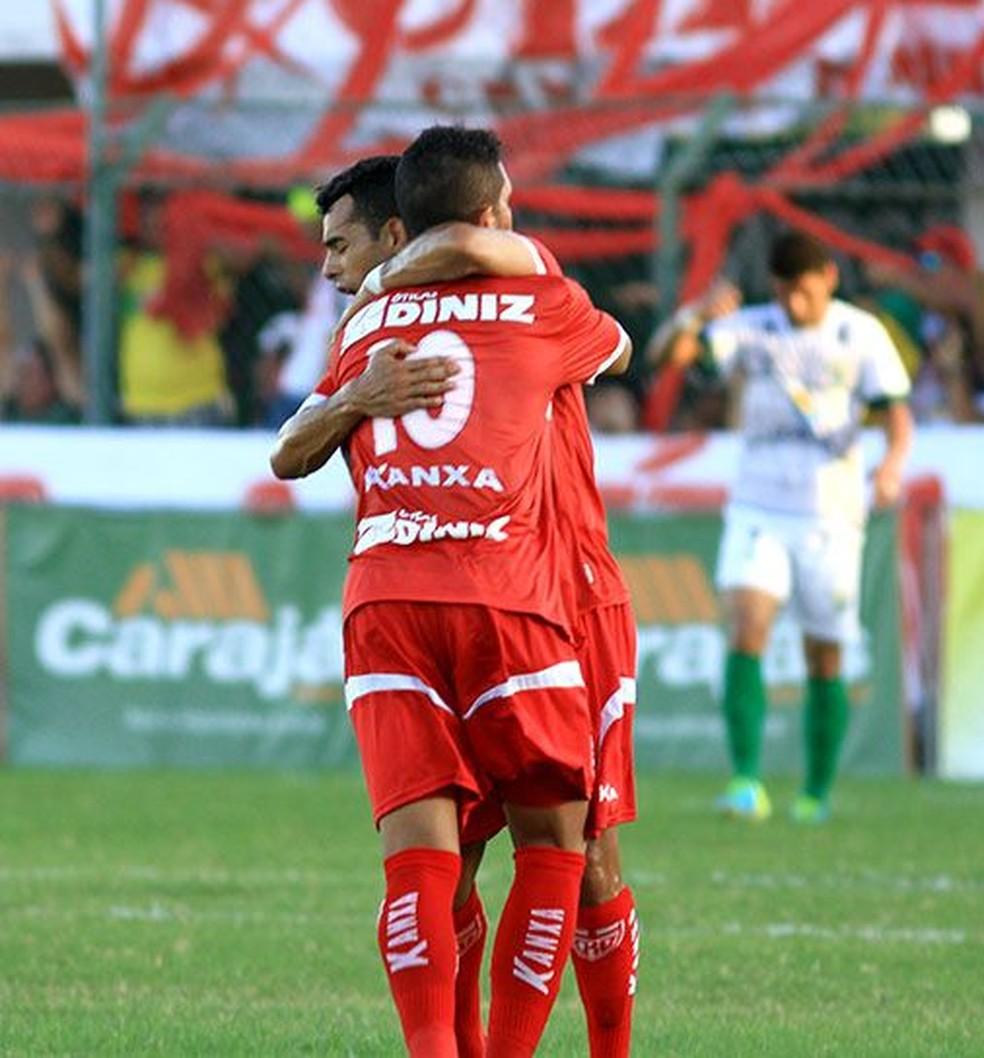 Geovani marcou época com a camisa 10 do CRB — Foto: Ailton Cruz/ Gazeta de Alagoas