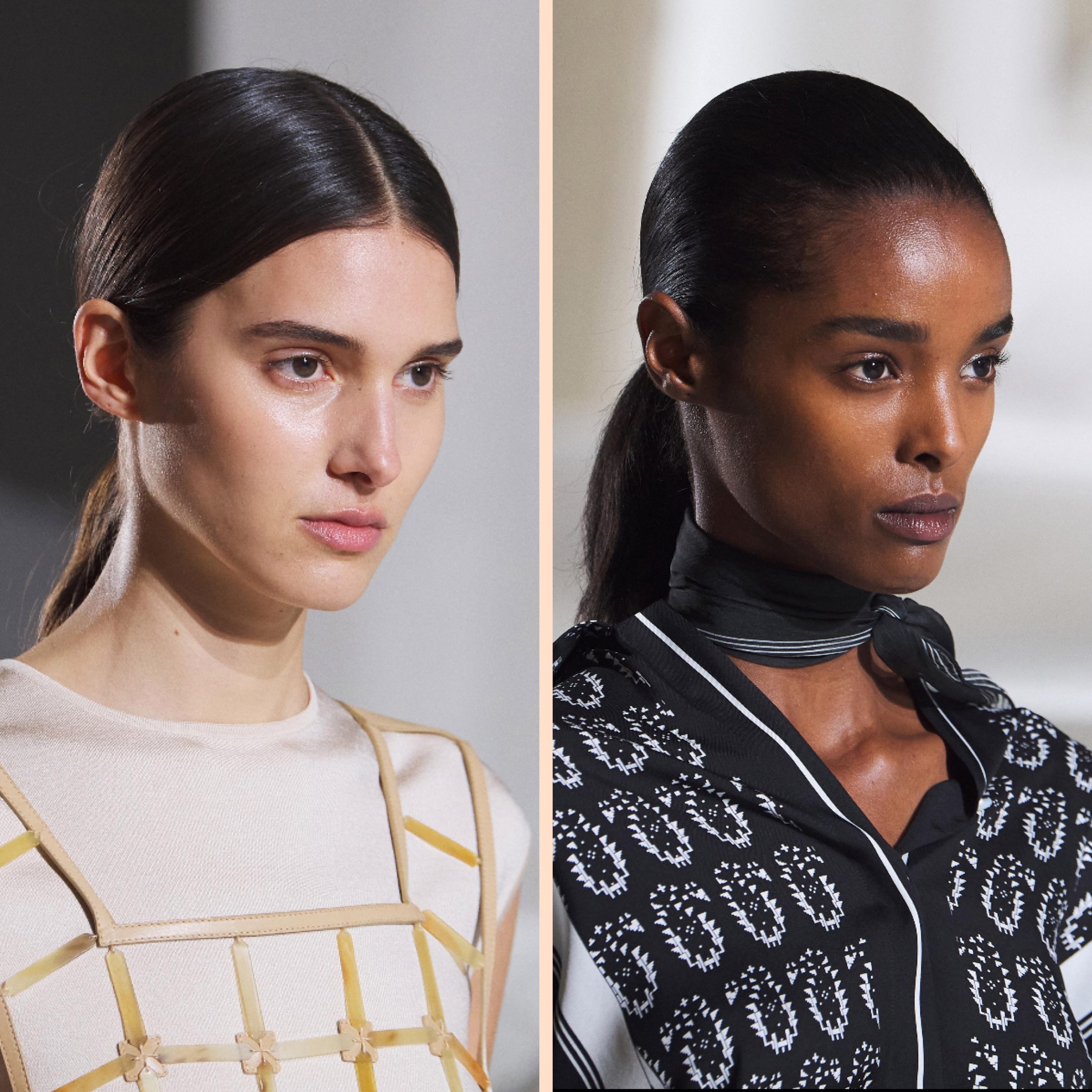 Semana de moda de Paris: Hermès (Foto: Divulgação )