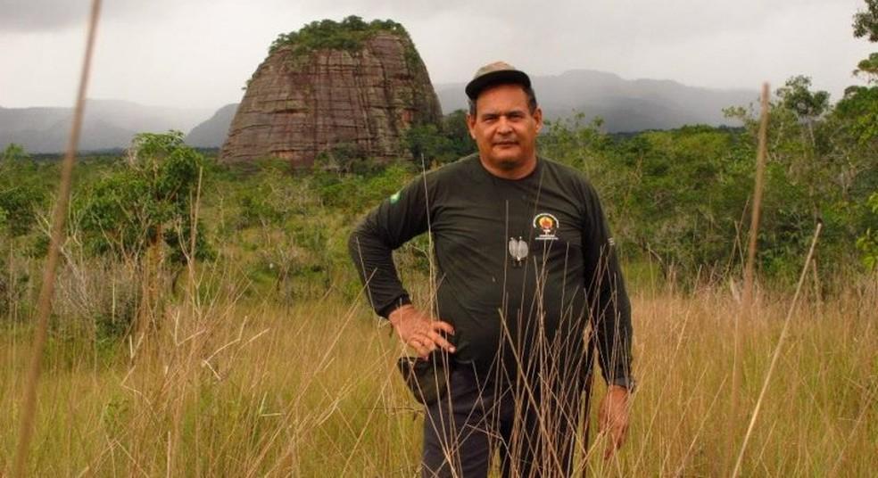 Rieli Franciscato era considerado um dos maiores indigenistas em atuação no Brasil — Foto: Reprodução/Redes sociais