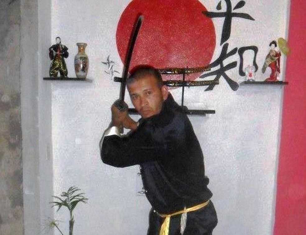 Antonio Bento foi morto a facadas em Itanhaém, SP (Foto: Arquivo Pessoal)