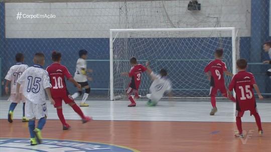 Conheça os campeões da Copa Corpo em Ação de Futsal
