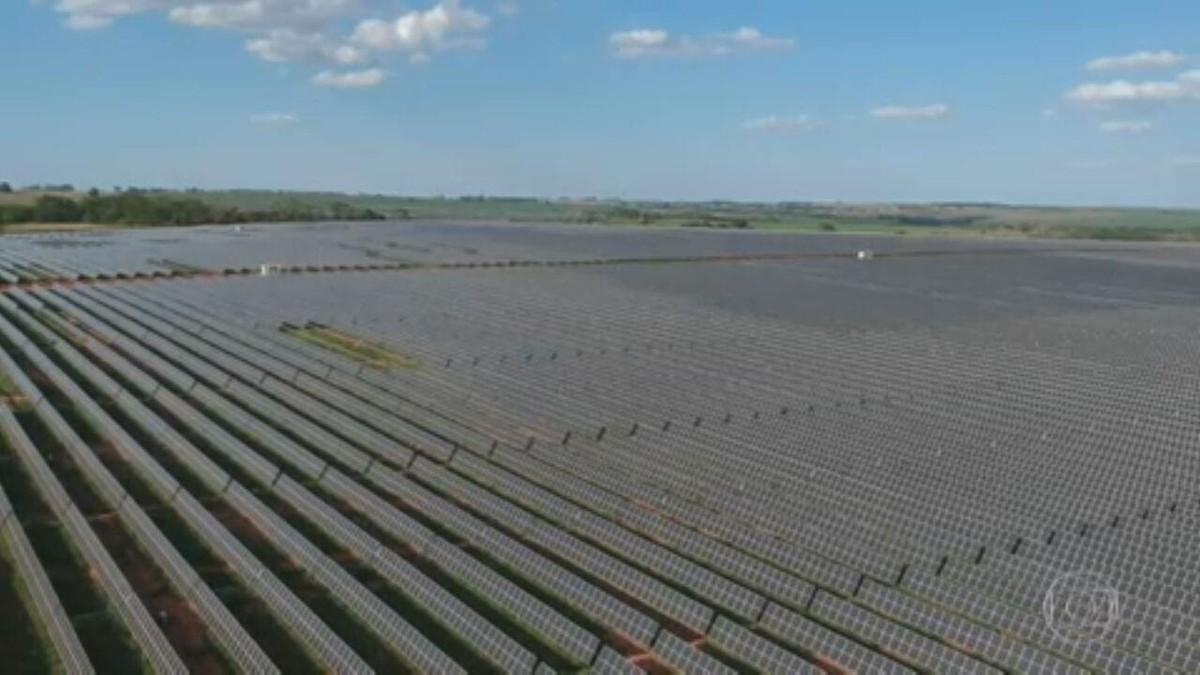Crise hídrica impulsiona energia solar