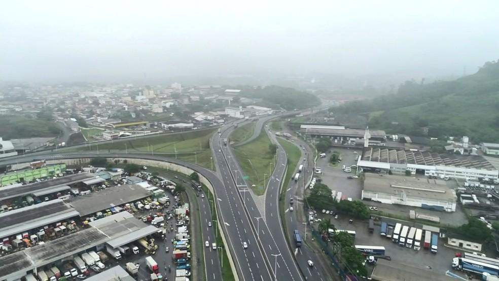 Inpe emite alerta de chuva forte para todos os 78 municípios do Espírito Santo — Foto: Reprodução/ TV Gazeta