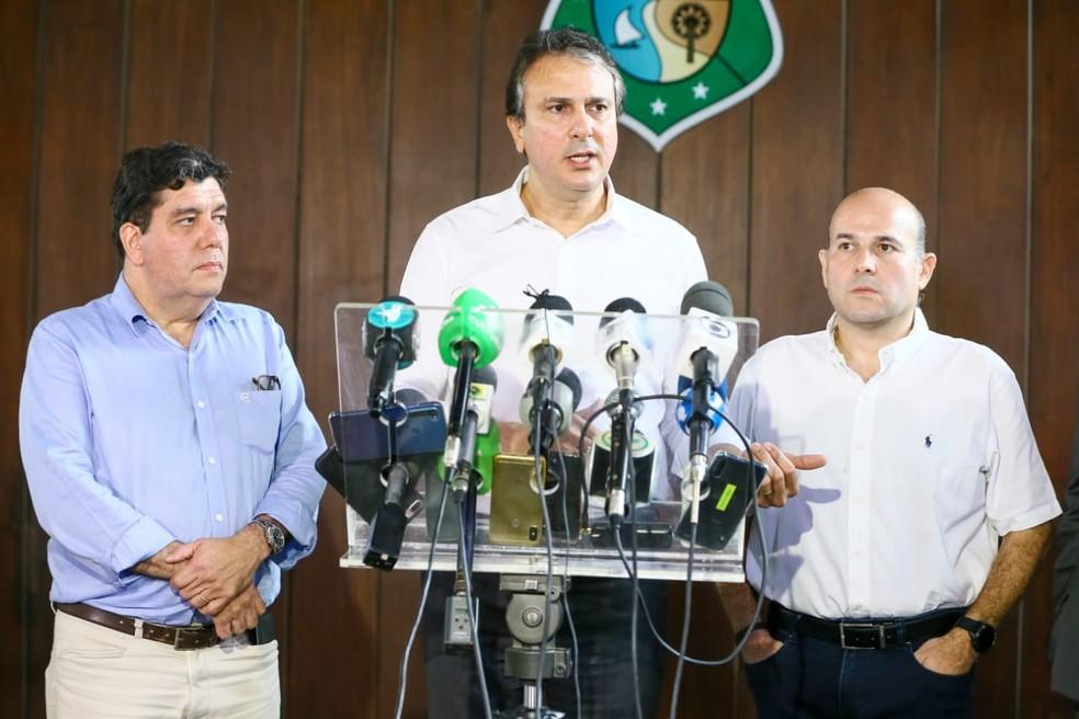 Governo do Ceará decreta suspensão de aulas em escolas públicas e ...