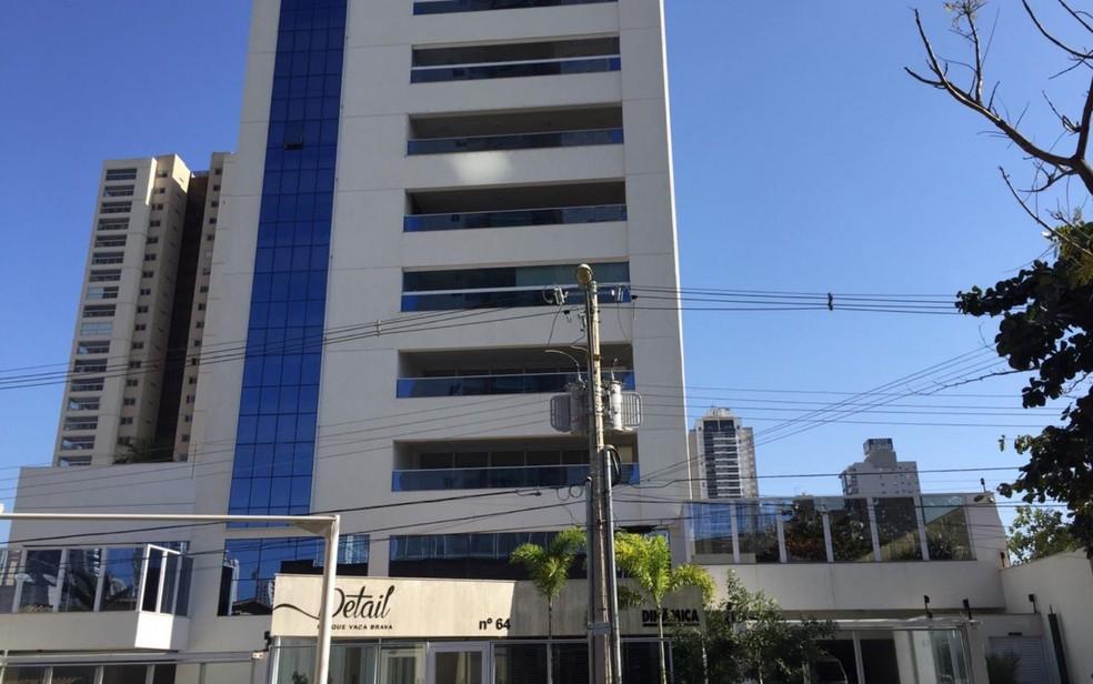 Construtora ajuda na administração de condomínio em Goiânia — Foto: Lis Lopes/G1 GO