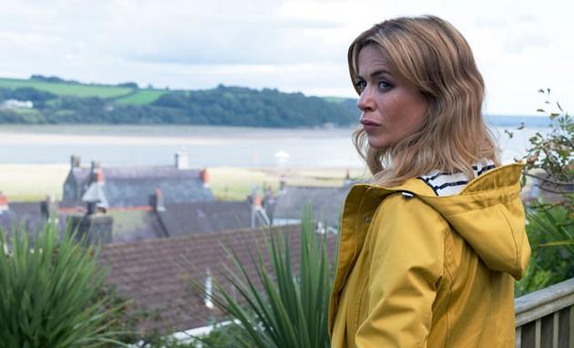 Eve Myles em cena de 'Keeping Faith' (Foto: Divulgação)