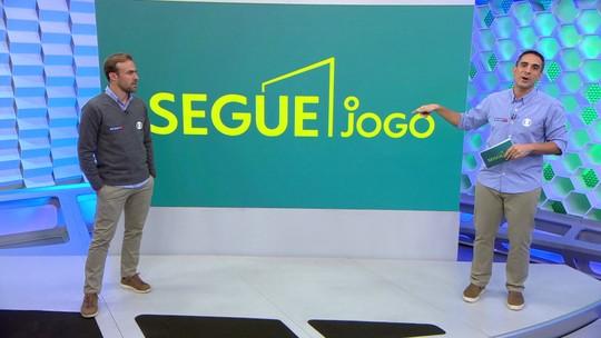Segue o jogo: Roger e Villani comentam os jogos da Copa do Brasil e da Sul-Americana