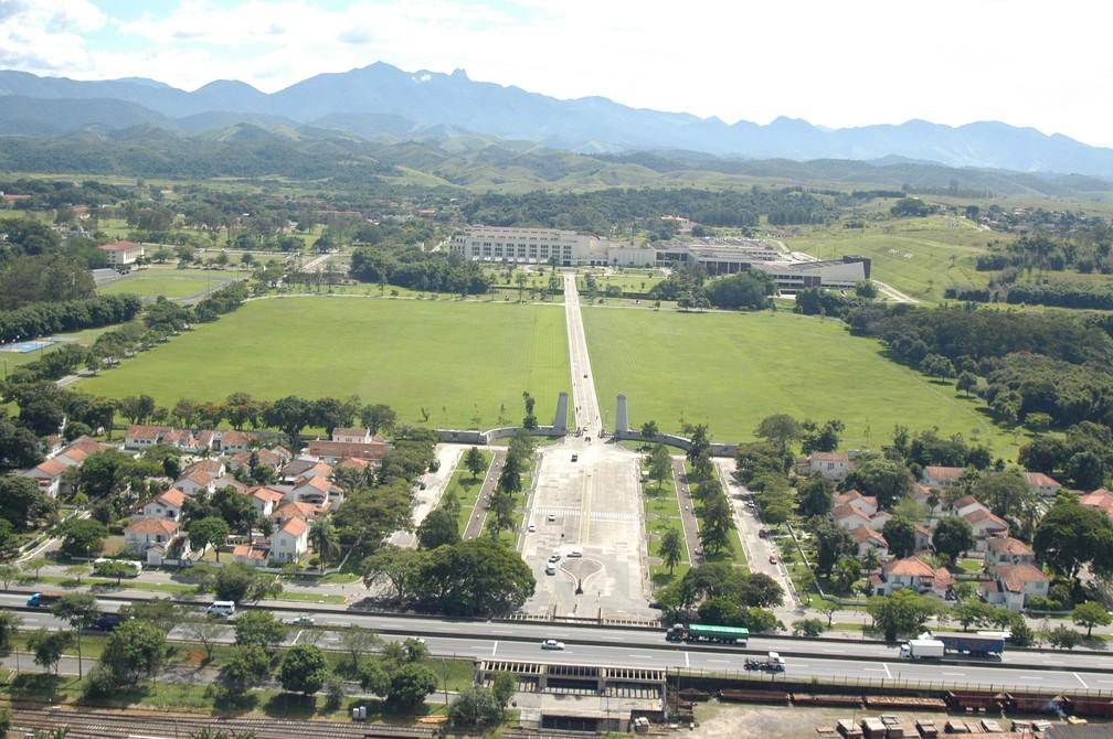 Academia Militar das Agulhas Negras — Foto: Exército Brasileiro/Divulgação