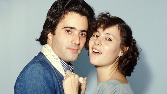 Elizabeth Savala relembra parceria com Tony Ramos em 'O Astro': 'A gente criou uma união'