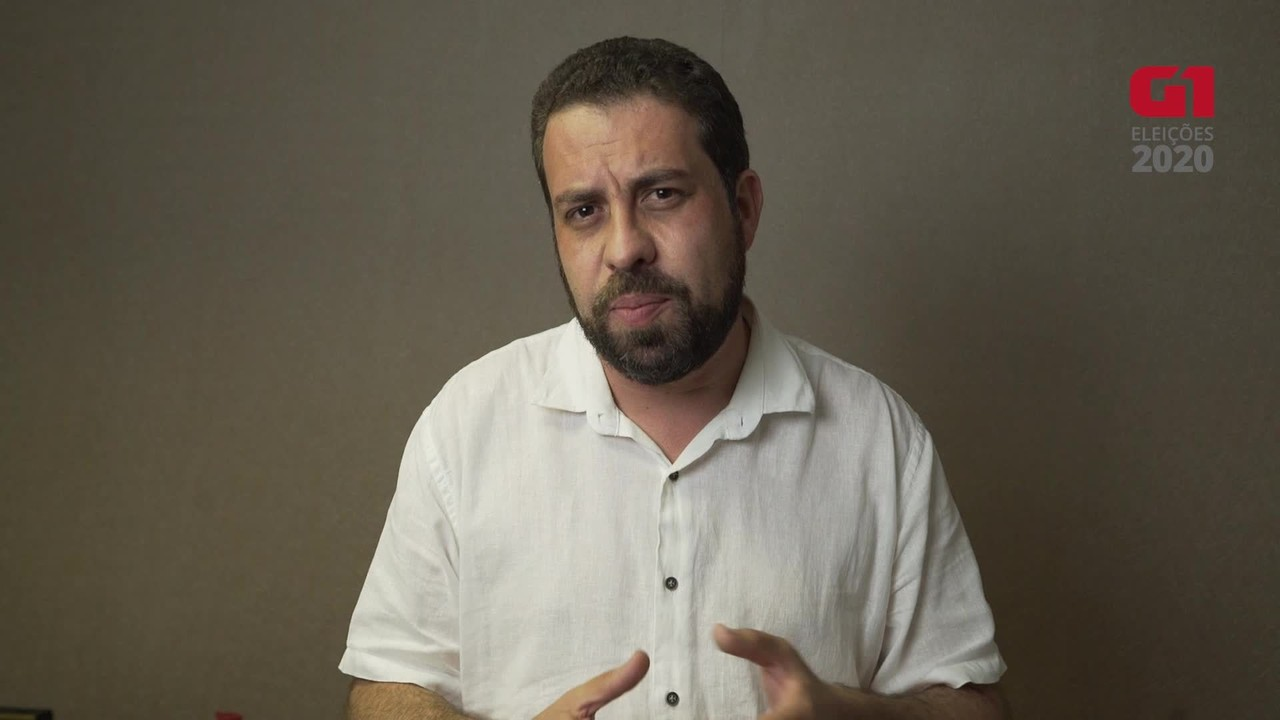 Primeira medida - Guilherme Boulos, candidato à Prefeitura pelo PSOL