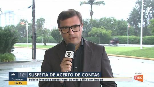 Ao menos 14 pessoas são mortas em quatro dias em Santa Catarina