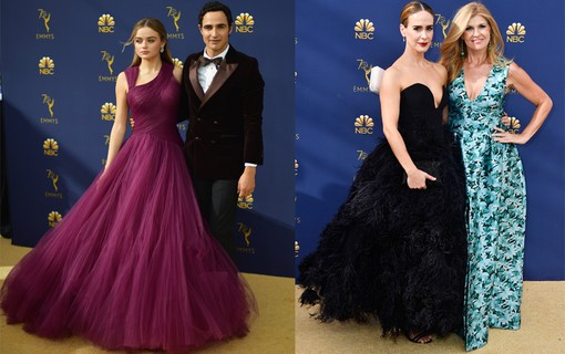 Joey King e  Zac Posen e Sarah Paulson e Connie Britton