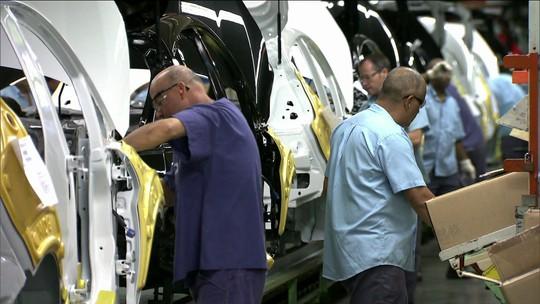 Produção de veículos no Brasil cresce 11,4% em abril, diz Anfavea