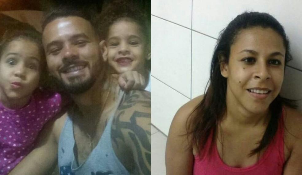 Família morreu em acidente em rodovia de Cosmorama (Foto: Arquivo Pessoal )