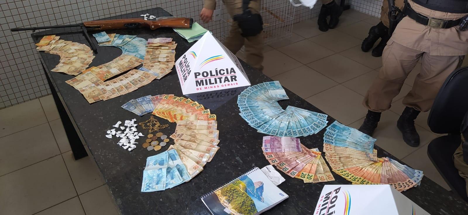 Polícia Militar realiza operação Télos em Caratinga e região