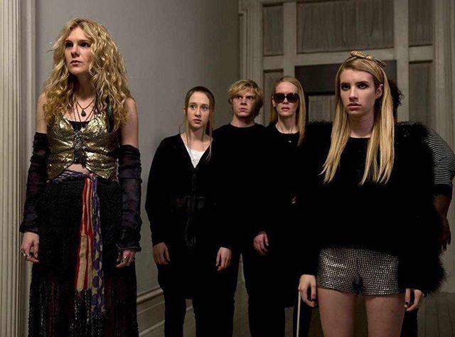 Bruxas da terceira temporada de AHS: Coven (Foto: Reprodução/Instagram)