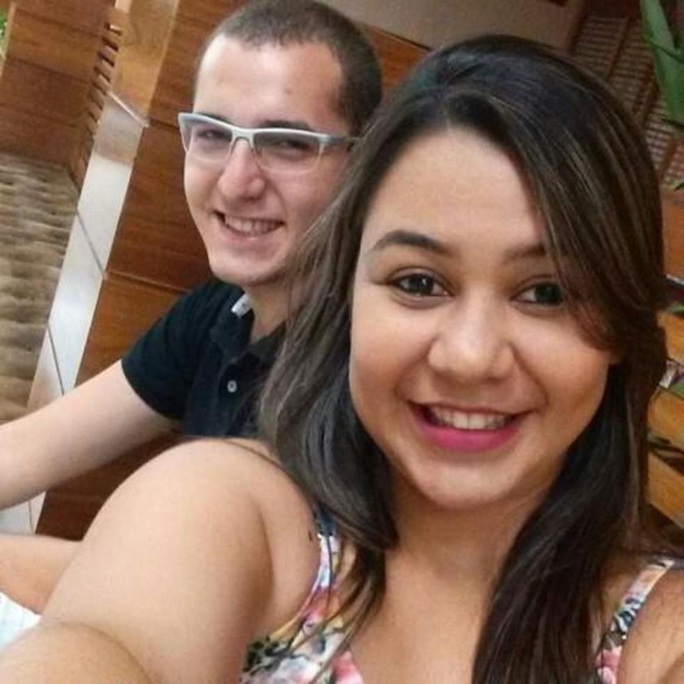 Rosemere e Joseildo estavam separados desde março, segundo a polícia (Foto: Reprodução/Facebook)