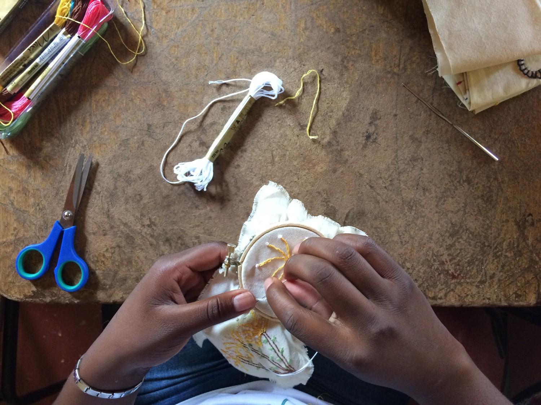 Por que é tão importante consumir artesanato na sua cidade em tempos de pandemia (Foto: Acervo pessoal/Nicole Tomazi)