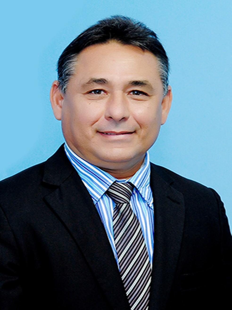 Presidente da Câmara de Itaitinga foi assassinado no início da tarde desta sexta-feira (31) (Foto: Câmara de Itaitinga/Divulgação)