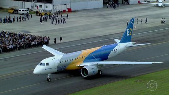 Embraer e Boeing anunciam conclusão de termos para parceria
