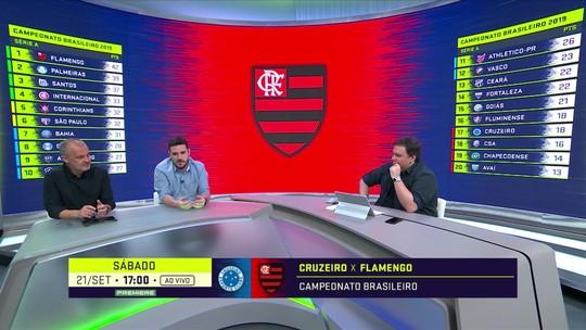 Bruno Henrique, Rodrigo Caio ou Gabigol? Troca debate quem será o jogador do Flamengo convocado