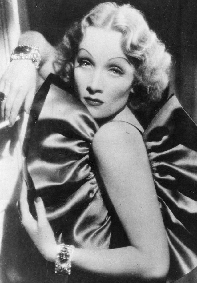 Marlene Dietrich em 1935 (Foto: Getty Images)