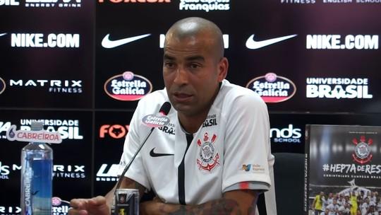 Na chegada ao Corinthians, Sheik vê Palmeiras muito forte pelo investimento