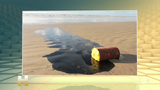 Manchas de óleo: Shell diz que suas embalagens de lubrificante foram reutilizadas por terceiros