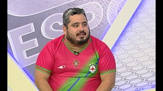 Diretor da Tuna explica escolha por Júnior Amorim, adianta contratações e revela possível saída de artilheiro