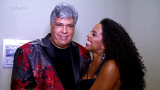 Sidney Magal relembra participação no 'Dança dos Famosos': 'Sabia que não tinha grandes chances'