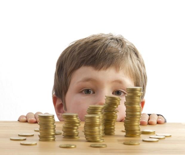 menino_dinheiro (Foto: Thinkstock)