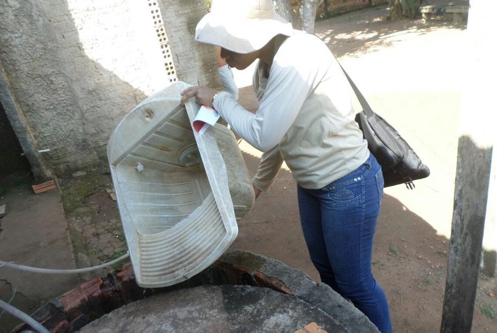 Agentes de endemias vão visitar residências — Foto:  Nuvepa/Divulgação/Arquivo