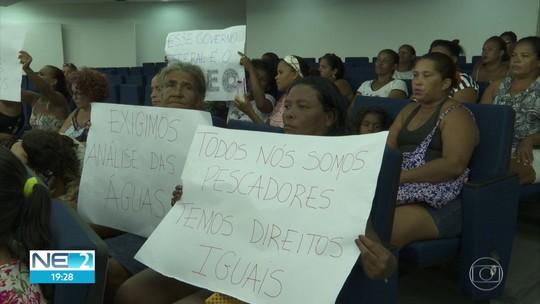 Óleo em Pernambuco: pescadores cobram providências ao governo