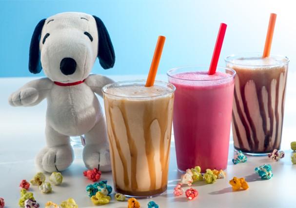 Café Snoopy (Foto: Divulgação)