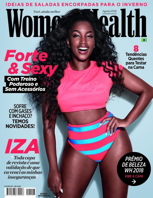 IZA (Foto: Danilo Borges/Women's Health)