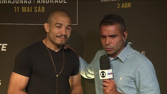 Anderson Silva e José Aldo são algumas das estrelas para o UFC Rio 10, em maio