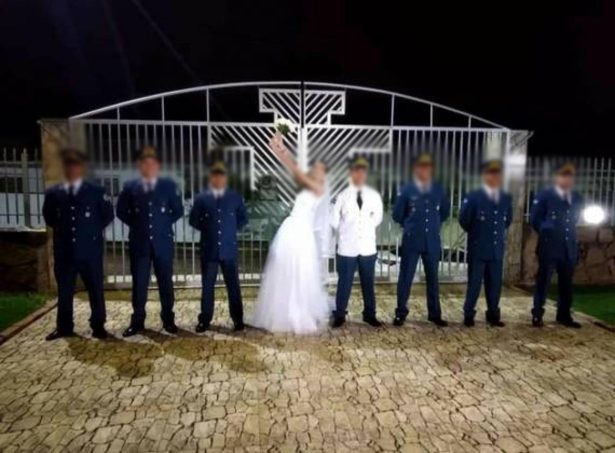 Bombeiro é investigado por fazer festa de casamento em MT sem adotar medidas de prevenção durante pandemia