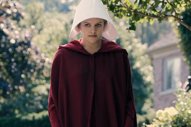 Elisabeh Moss em 'The Handmaid's Tale' (Foto: Hulu)