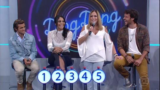 Susana Vieira rouba a cena durante participação no 'Ding Dong'