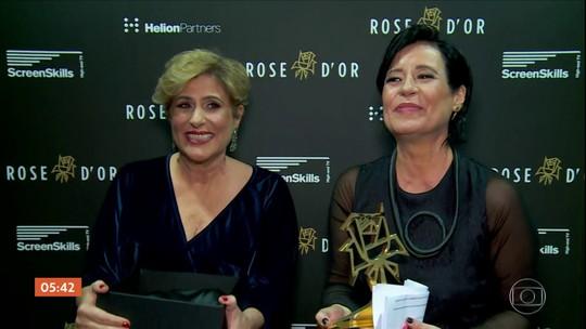 'Órfãos da terra' vence prêmio Rose d'Or em Londres