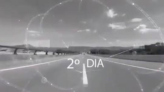 Em vídeo investigado pelo Cade, federação de empresas de transporte fala em 'sumir com caminhões' e em 'caos para todo lado'