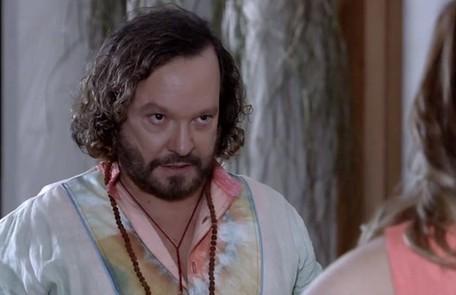 No sábado (12), Álvaro (Wolf Maya) vai revelar o verdadeiro segredo do passado de Tereza Cristina Reprodução