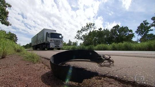 ANTT quer cassar concessão de trecho da BR-153 entre Goiás e Tocantins
