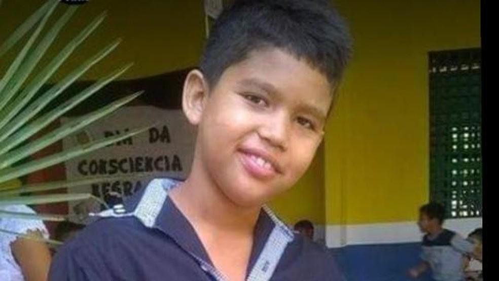 Garoto de 13 sofre choque com celular na tomada e morre no Ceará — Foto: Arquivo pessoal