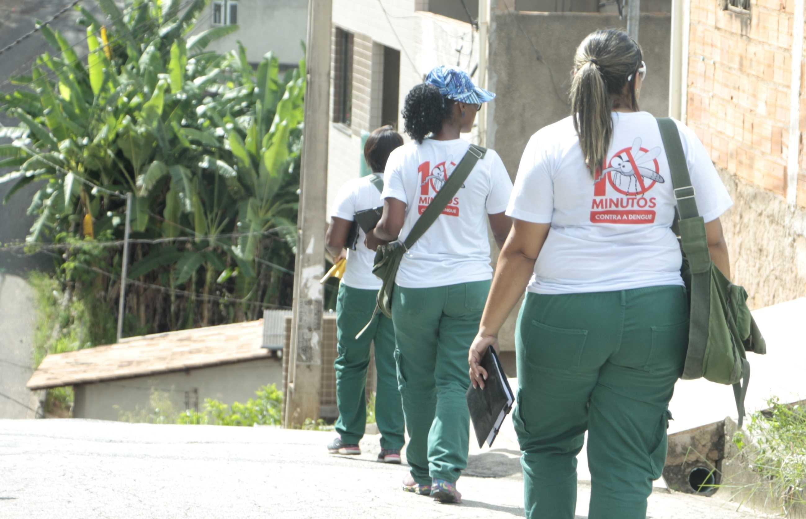 Vale do Aço registra números positivos no segundo levantamento de infestação do  Aedes Aegypti - Notícias - Plantão Diário