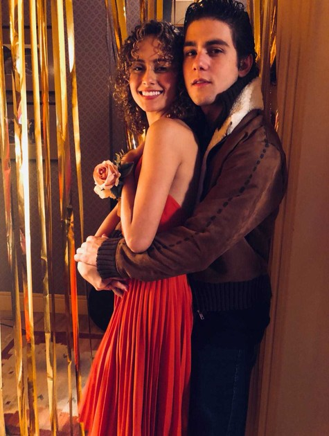 Alice Milagres e Daniel Rangel  (Foto: Arquivo pessoal)